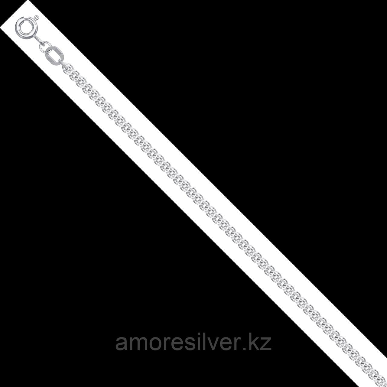 Браслет  серебро с позолотой, нонна НБ 22-200-4-040
