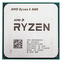 Процессор AMD Ryzen 5 3600 3,6Гц (4,2ГГц Turbo)