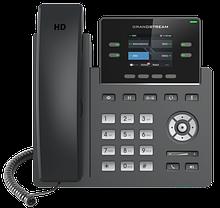 Grandstream GRP2612P IP телефон 2 SIP аккаунта, 4 линии, цветной LCD, PoE, адаптер питания в комплект не входи