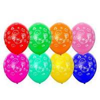 Шар латексный 12' 'Детские улыбки', пастель, набор 50 шт., цвета МИКС