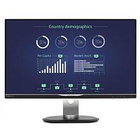 Монитор PHILIPS LCD 25'' 16:9 2560х1440 IPS (258B6QUEB/00)