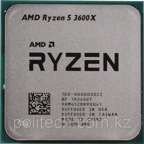 Процессор AMD Ryzen 5 3600X 3,8Гц (4,4ГГц Turbo)