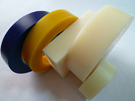Капролон стержень 100 мм графит. ( 800-1000 мм, 9,4 кг)