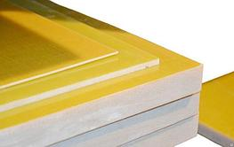 Стеклотекстолит СТЭФ 10 мм ( 1000х1150 мм, 27,0 кг)
