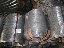Проволока скребковая нержавеющая 0,1-7,5 мм 10Х17Н13М2Т ГОСТ 18143-72