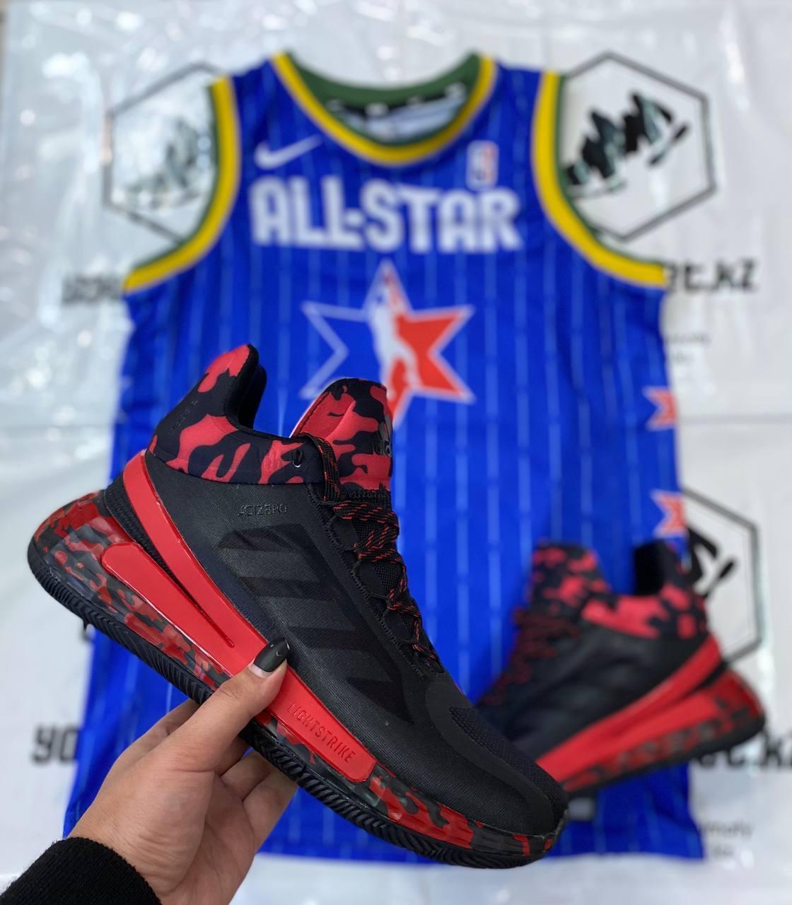Баскетбольные кроссовки Аdidas D Rose 11 ( XI ) от Derrick  Rose