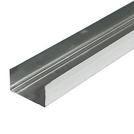 Профиль стоечный 75*50 0,6 мм