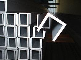 Уголок алюминиевый