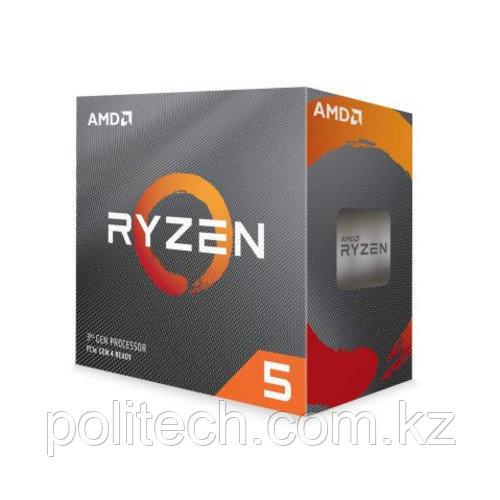 Процессор AMD Ryzen 5 5600X 3,7Гц (4,6ГГц Turbo)