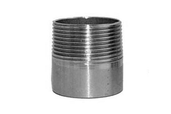 Патрубок фланец гладкий конец L= 350 мм ПФГ 150