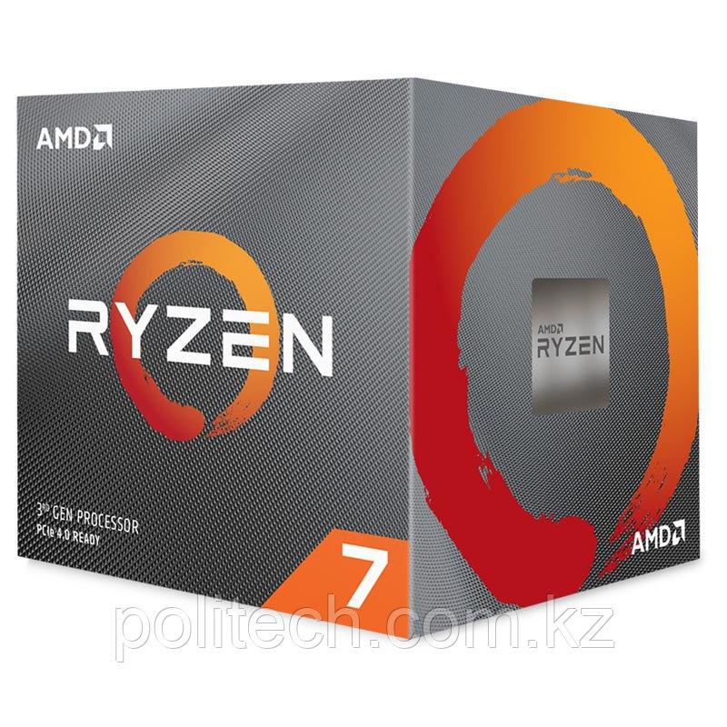 Процессор AMD Ryzen 7 3700X 3,6Гц (4,4ГГц Turbo)