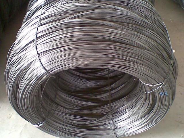 Проволока никелевая 0,67 мм НХ9
