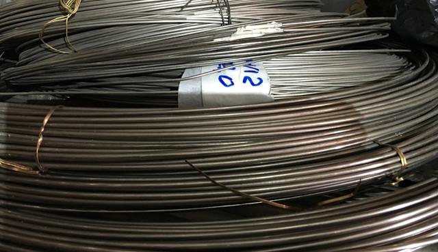 Проволока термопарная вольфрам-рениевая 0,35 мм ВР5/ВР20, градуировка А2