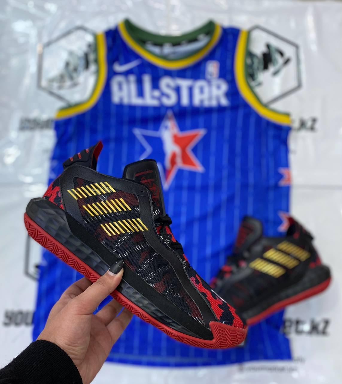 Баскетбольные кроссовки Adidas Dame 6 (VI)  from Damian Lillard