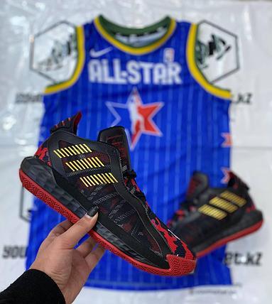 Баскетбольные кроссовки Adidas Dame 6 (VI)  from Damian Lillard, фото 2