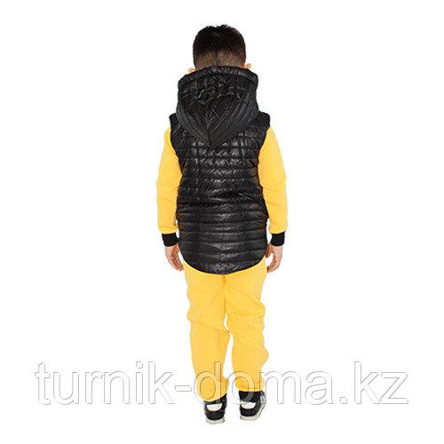 Детский спортивный костюм (тройка) 128см - фото 5
