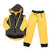 Детский спортивный костюм (тройка) 128см