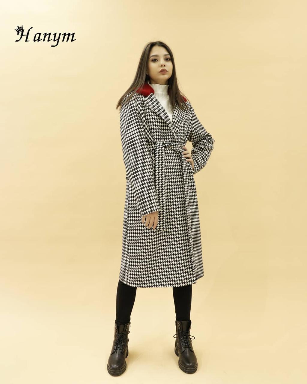 Эксклюзивное пальто