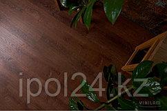 Виниловая плитка замковая VINILAM Allure ISOCORE I967113 Дуб Коричневый