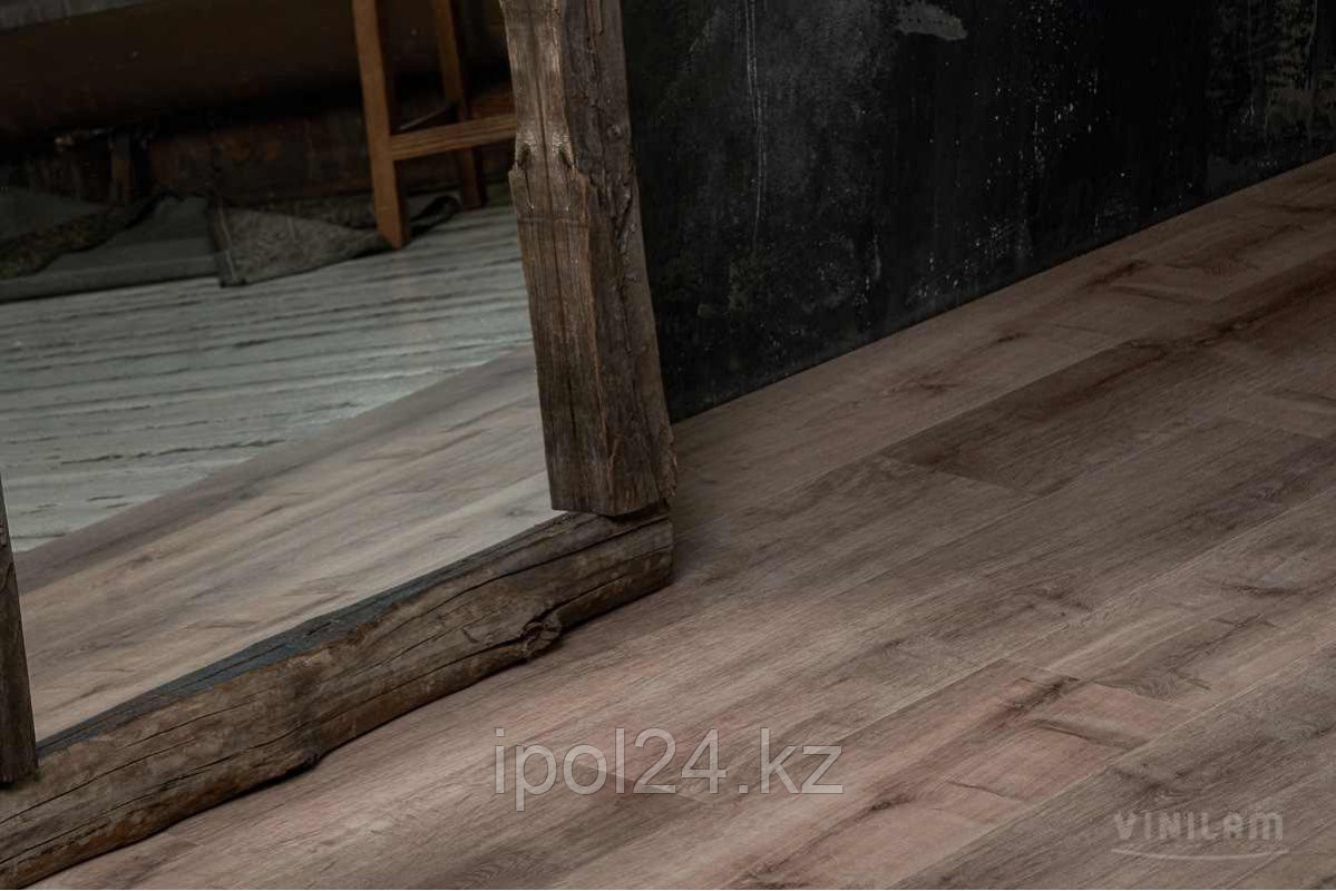 Виниловая плитка замковая VINILAM Allure ISOCORE I967111 Дуб Розовато-Лиловый