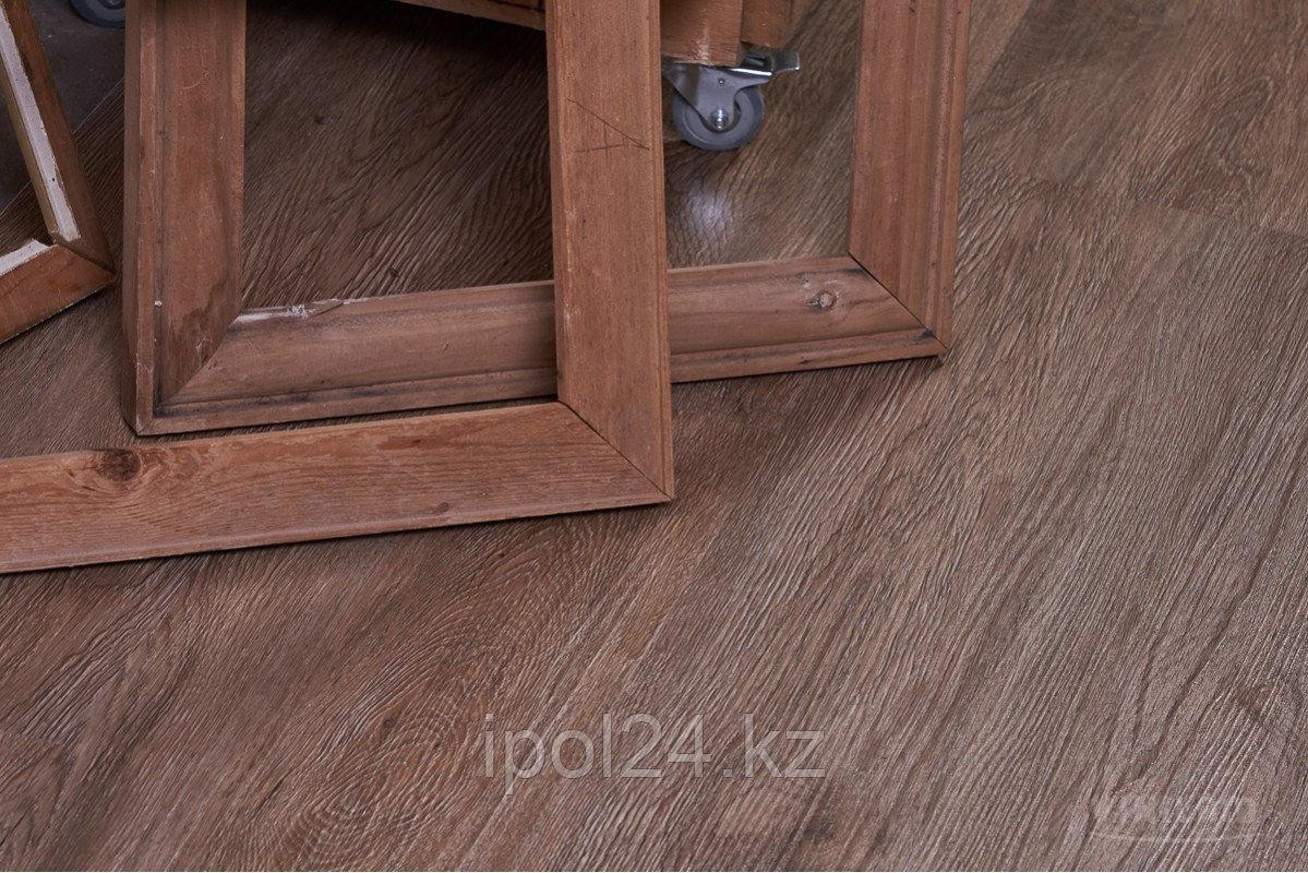 Виниловая плитка замковая VINILAM CERAMO VINILAM Wood 61512 Дуб Оливковый
