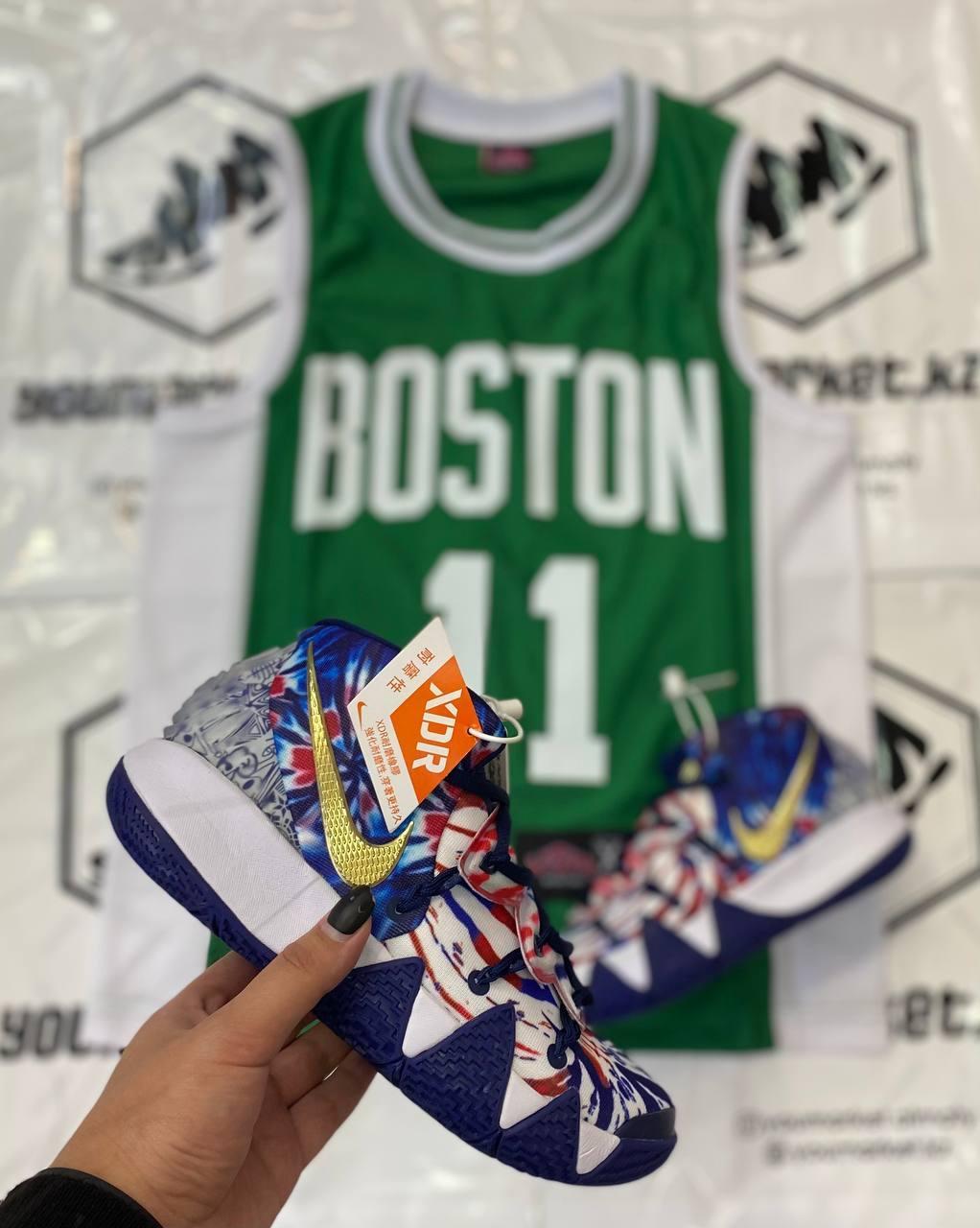 Баскетбольные кроссовки Nike Kyrie S2 Hybrid
