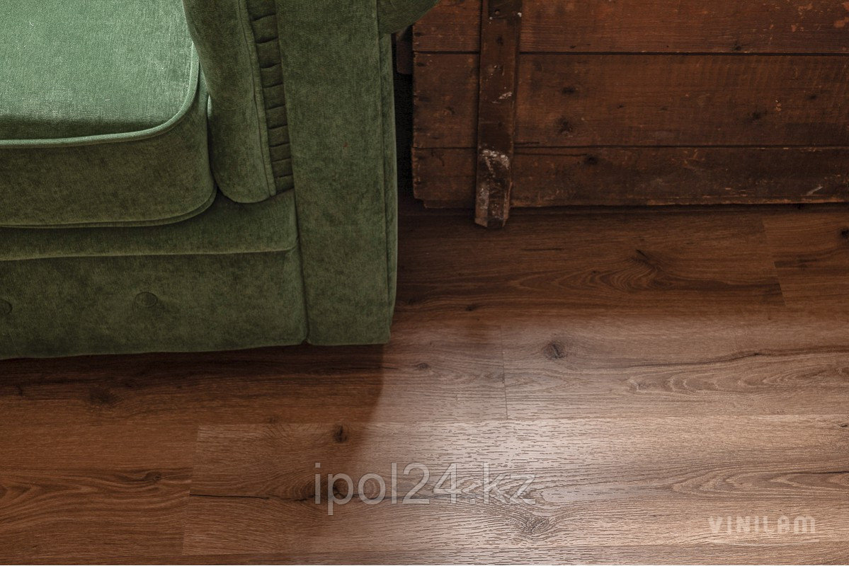 Виниловая плитка замковая VINILAM Click 8861 Дуб Норден