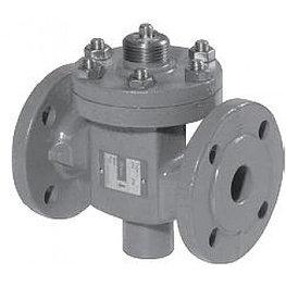 Клапан запорный прямоточный КЗП ТУ 3742-005-05777029-2010