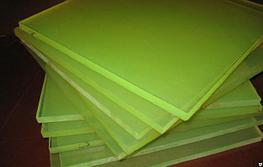 Полиуретан пластина 25 мм (500х500 мм, 7,34 кг)