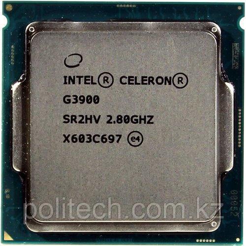 Intel Celeron G3900 2,8 GHz