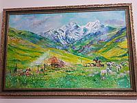 Картины художественные в багетах