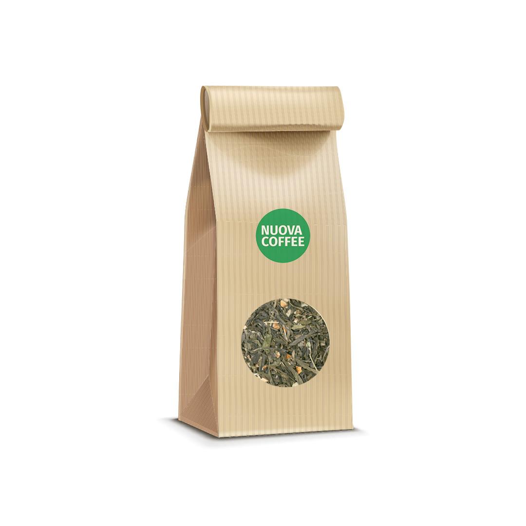 Чай зелёный Японская липа