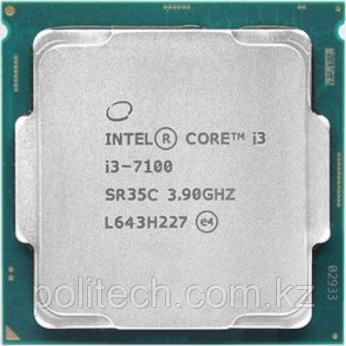 Процессор Intel Core i3 7100 3,9 GHz