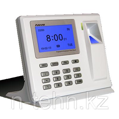ANVIZ D200 Desktop настольный и настенный биометрический терминал для учета рабочего времени