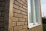 Акриловая Фасадная панель STONE HOUSE (Стоун Хаус) под кирпич, Бежевый, фото 5