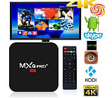 Приставка для телевизора Android Smart TV-Box MXQ-4K PRO, фото 2