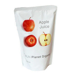 Сок холодного отжима Run planet Organic 200мл (пр-во Казахстан)