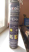 Пена монтажная, универсал-45, 750 мл/ REKORD