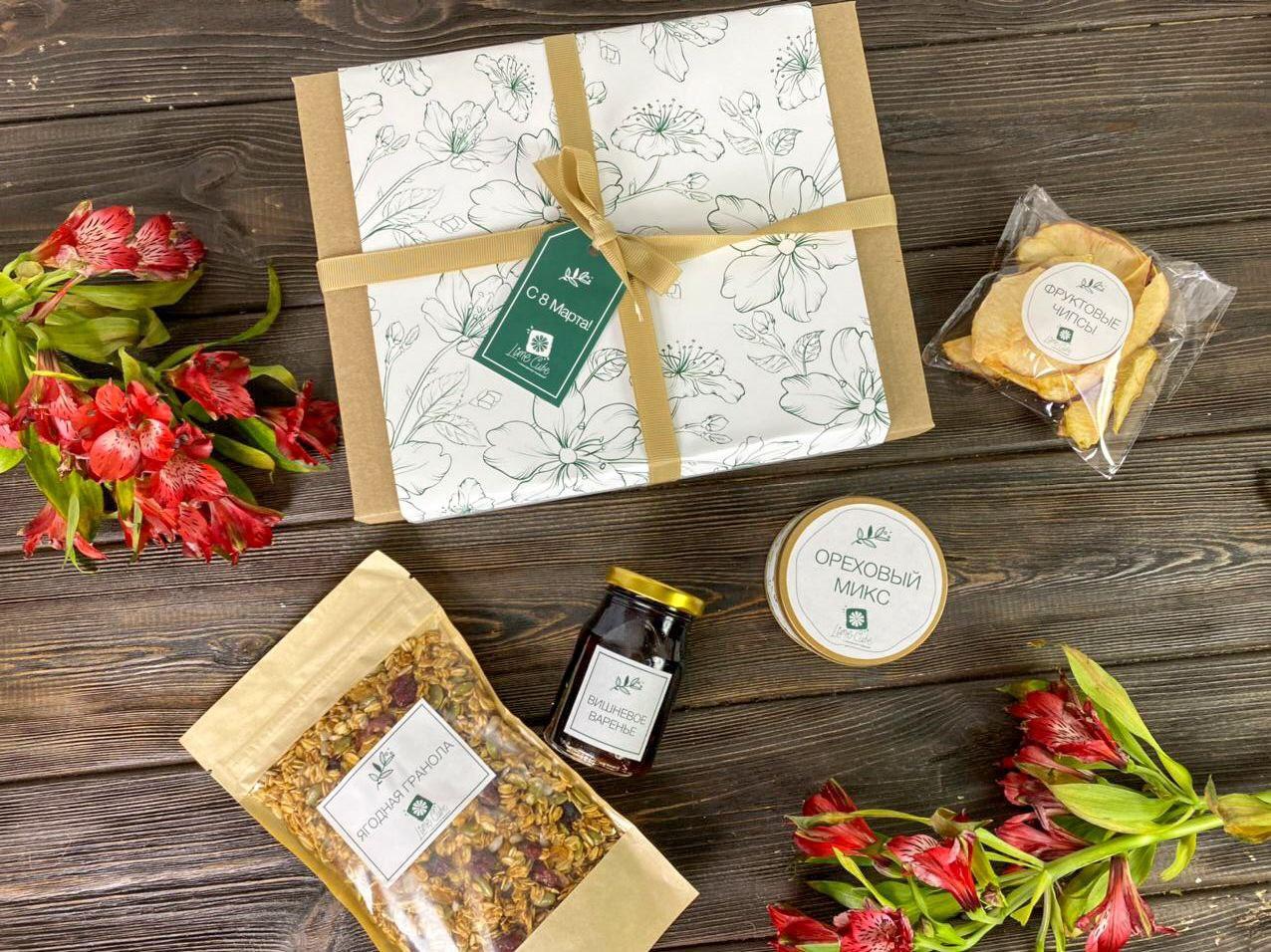 Подарочный набор Organic