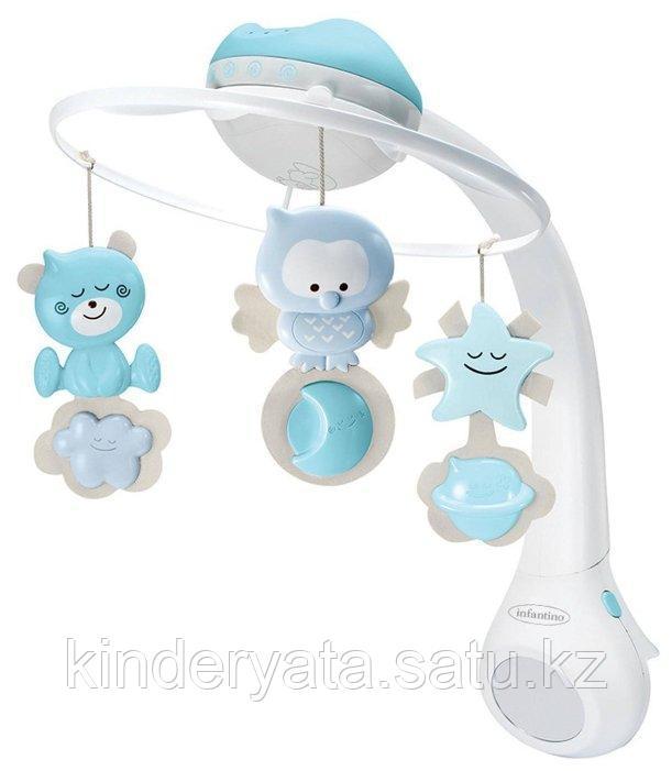 Игрушка INFANTINO Мобиль проектор музыкальный