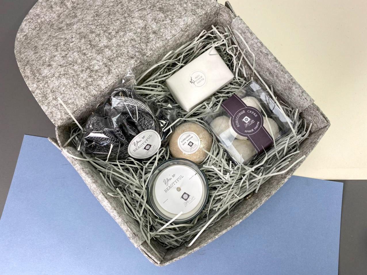 Подарочный набор для ванны Будуар
