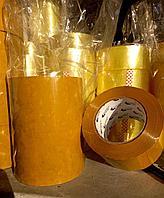 Скотч желтый 80мм х 160 м