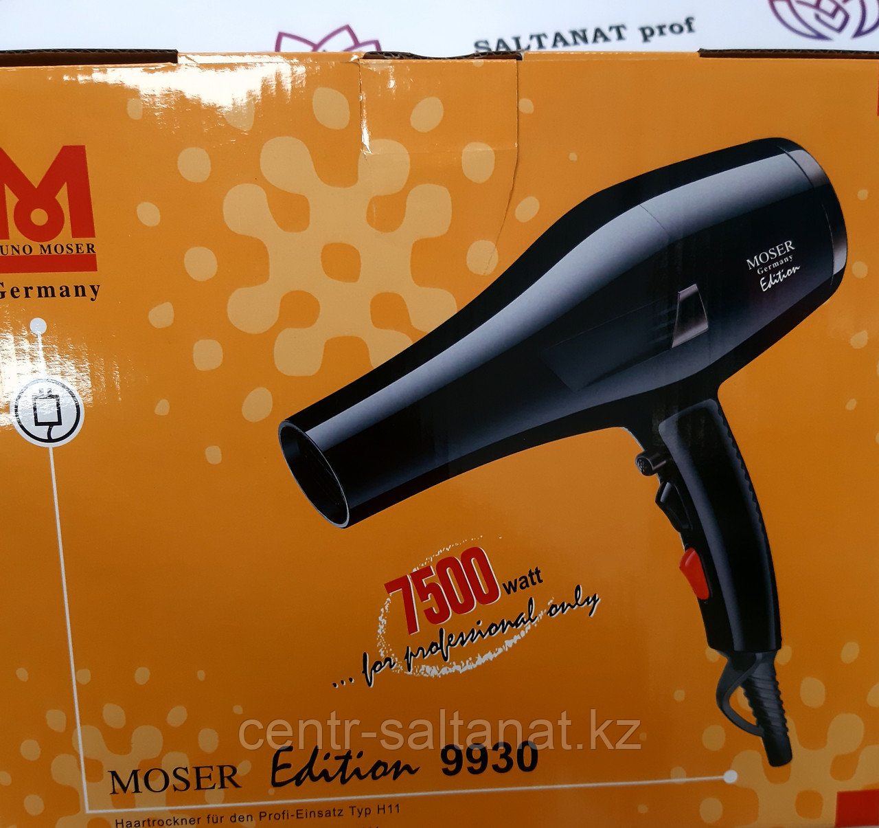 Фен для волос Moser 5000 w