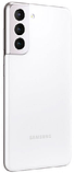 Смартфон Samsung Galaxy S21 128Gb, White, фото 2