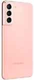 Смартфон Samsung Galaxy S21 256Gb, Pink, фото 2