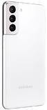 Смартфон Samsung Galaxy S21 256Gb, White, фото 2