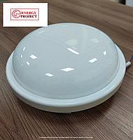 Светильник  LED НПП 20W круг белый PLATO, фото 2