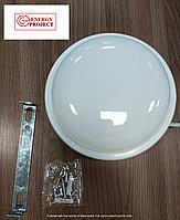 Светильник LED НПП 30W круг белый с датчиком PLATO, фото 3