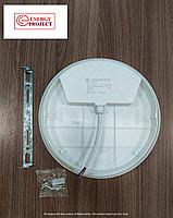 Светильник LED НПП 30W круг белый с датчиком PLATO, фото 4
