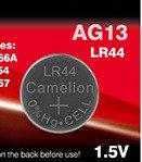 Батарейка CAMELION AG13-BP10